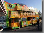 Gags galore including rotating barrels, moving floors and spinning discs make this classic walk-through attraction fun for all ages. Various sizes, themes and configurations available. Standard Fun House 40ft width.